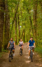 Randonnées pedestre et à vélo