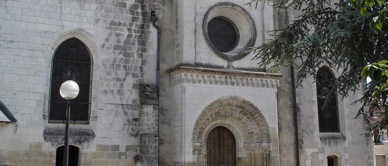 Saint Martin le Beau