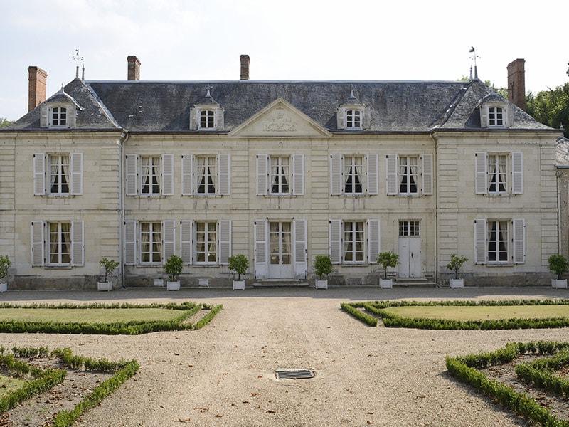 Château de Civray en Touraine