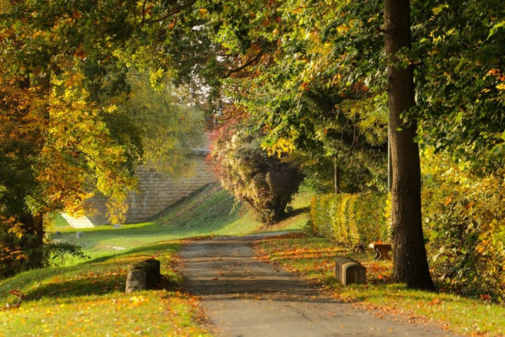 Balade d'automne autour de Chenonceaux