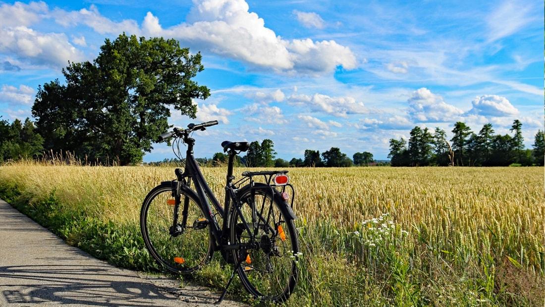 Balade en vélo autour de Chenonceaux