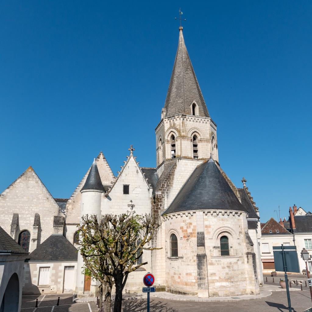 église, bléré