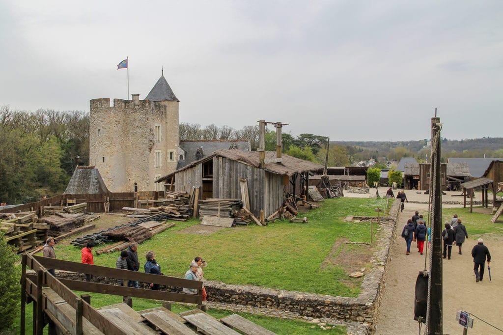 montbazon, chateau