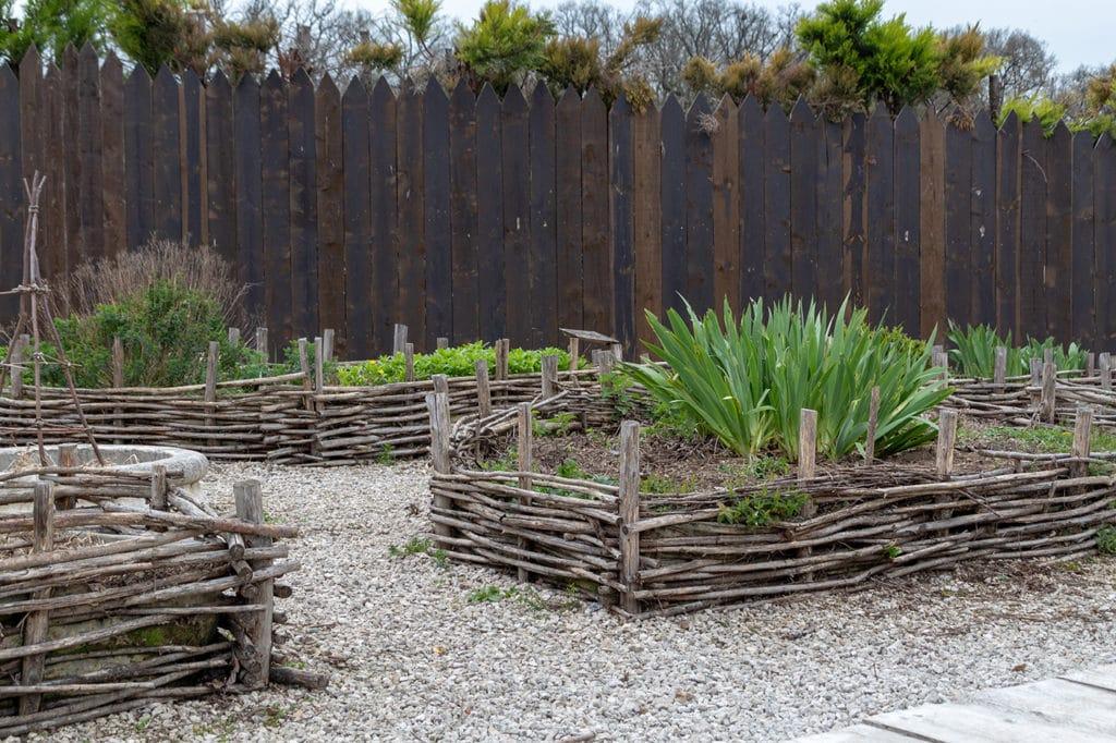 montbazon, jardin