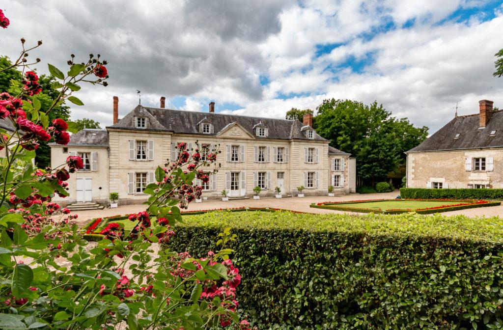 Château de Civray-de-Touraine