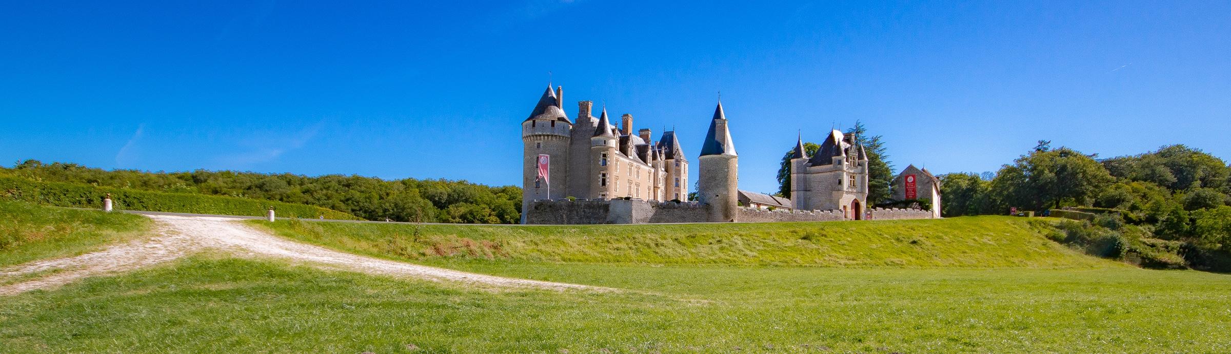 Montpoupon, Château