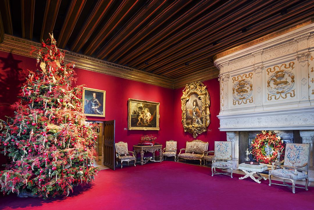 Noël, Château de Chenonceau