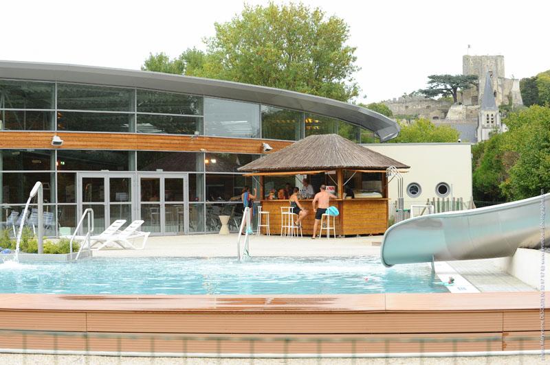 Centre aquatique Val de Loisirs à Faverolles sur Cher