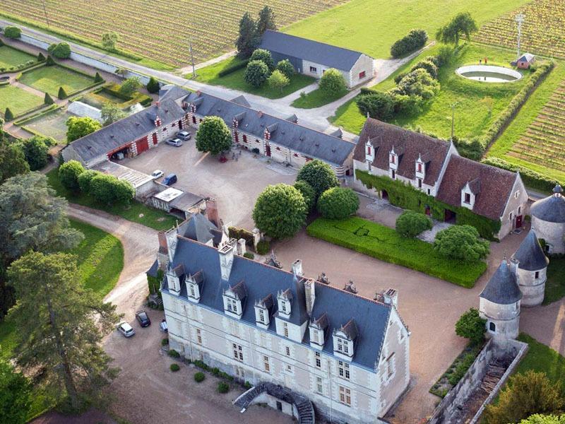Château de Nitray à Athée-sur-Cher