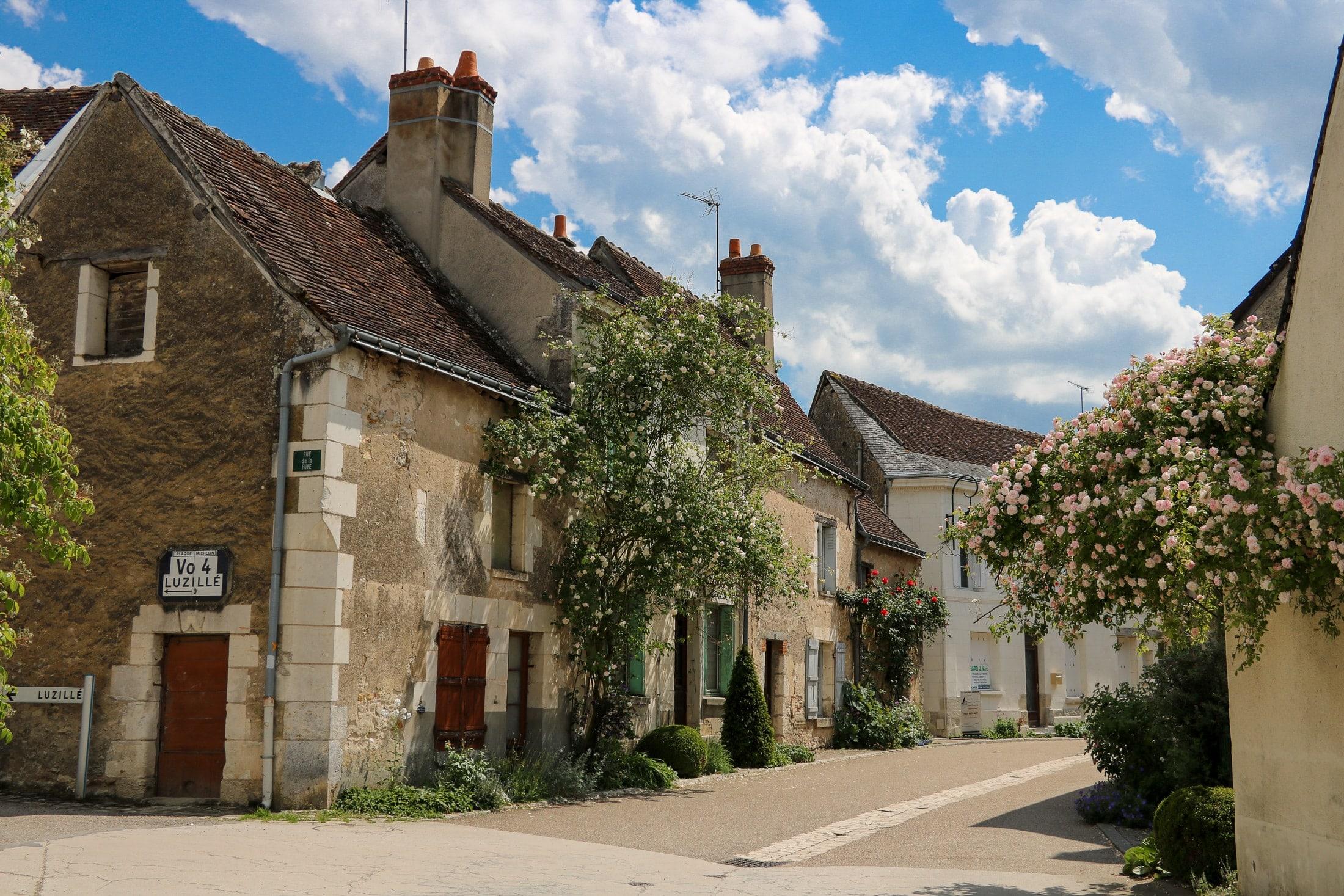 Village remarquable de Chédigny