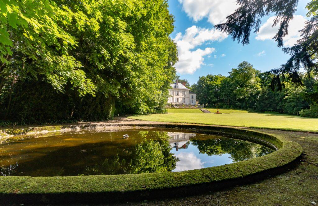 Parc Château de Civray