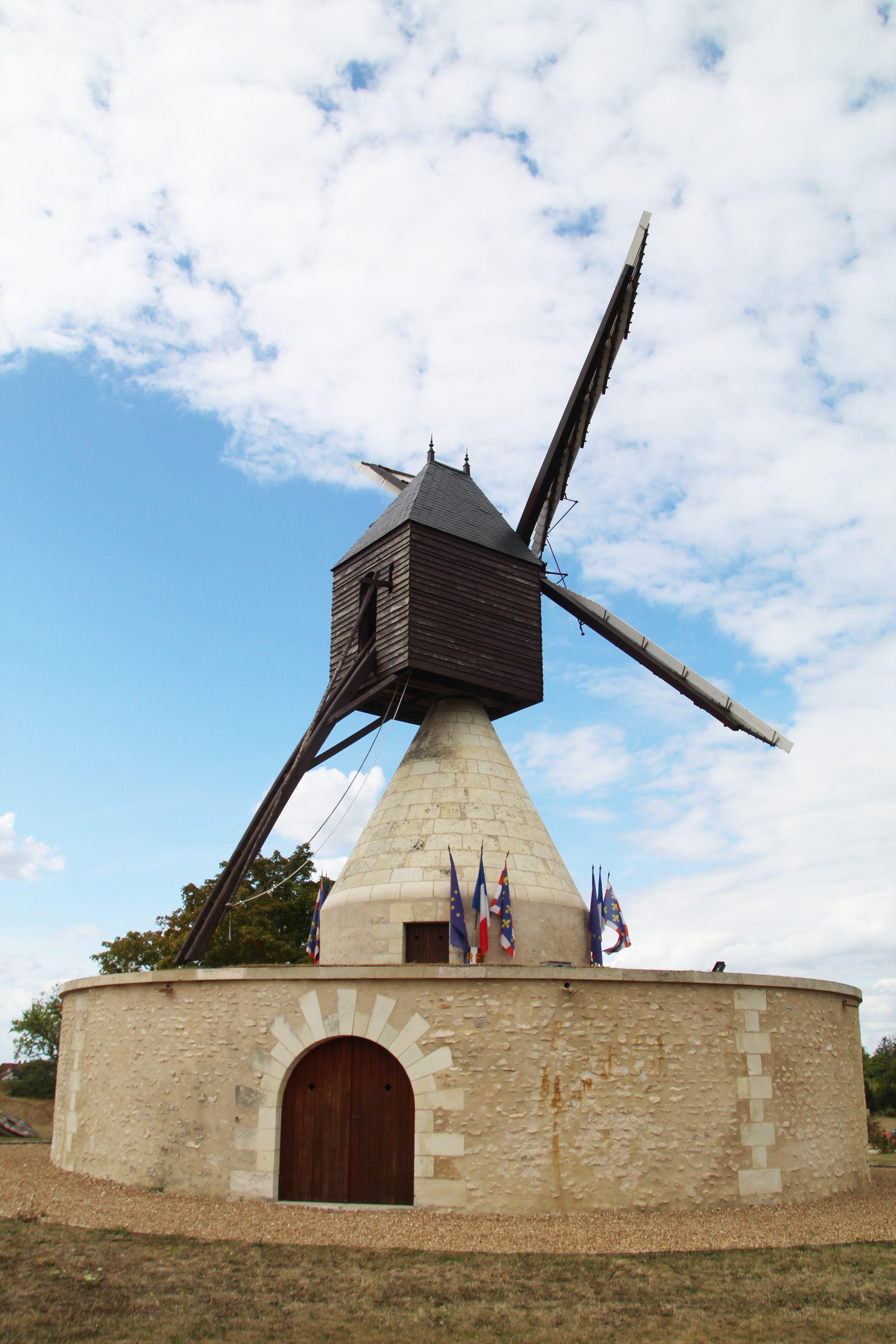 Bléré moulin des aigremonts cavier tourisme